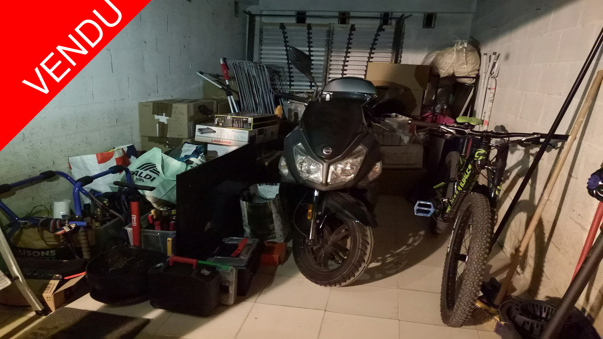 Garage - Sainte-Maxime