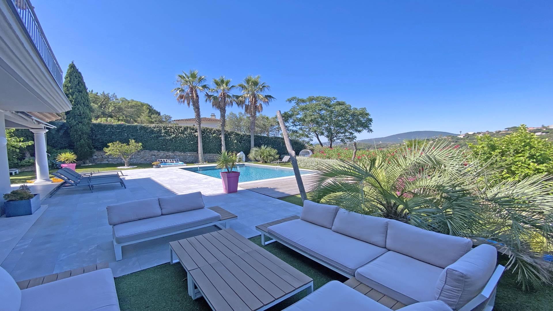 Pins Pignons II Villa avec piscine STE MAXIME