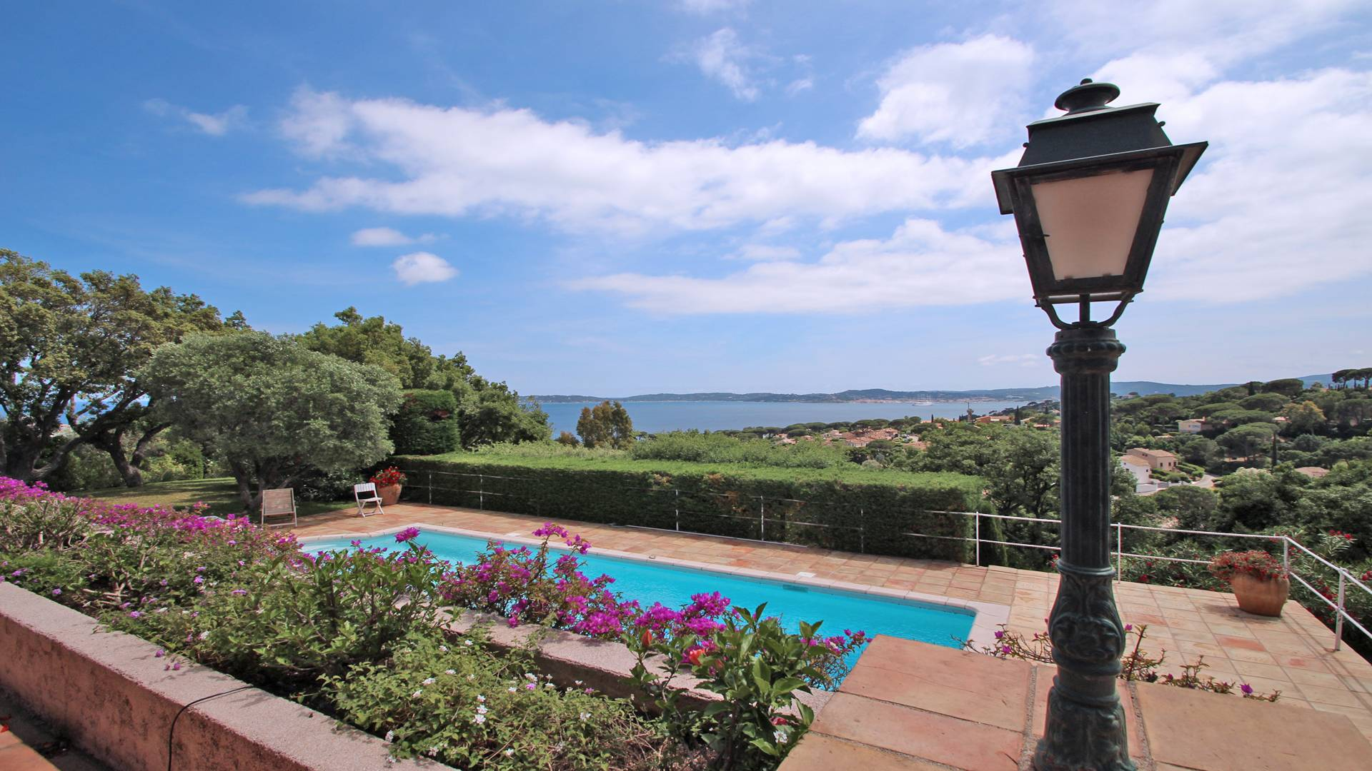 Grand Souleyas Villa avec piscine STE MAXIME