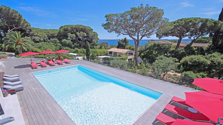 Sémaphore Villa avec piscine STE MAXIME