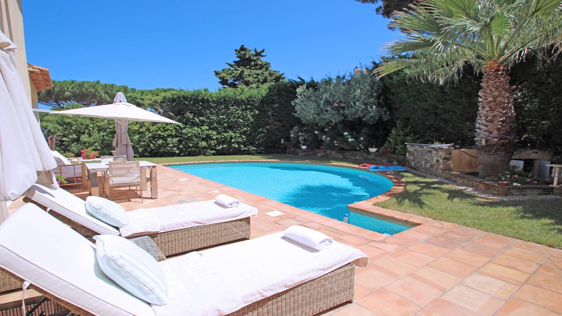 Karina Park Villa avec piscine STE MAXIME