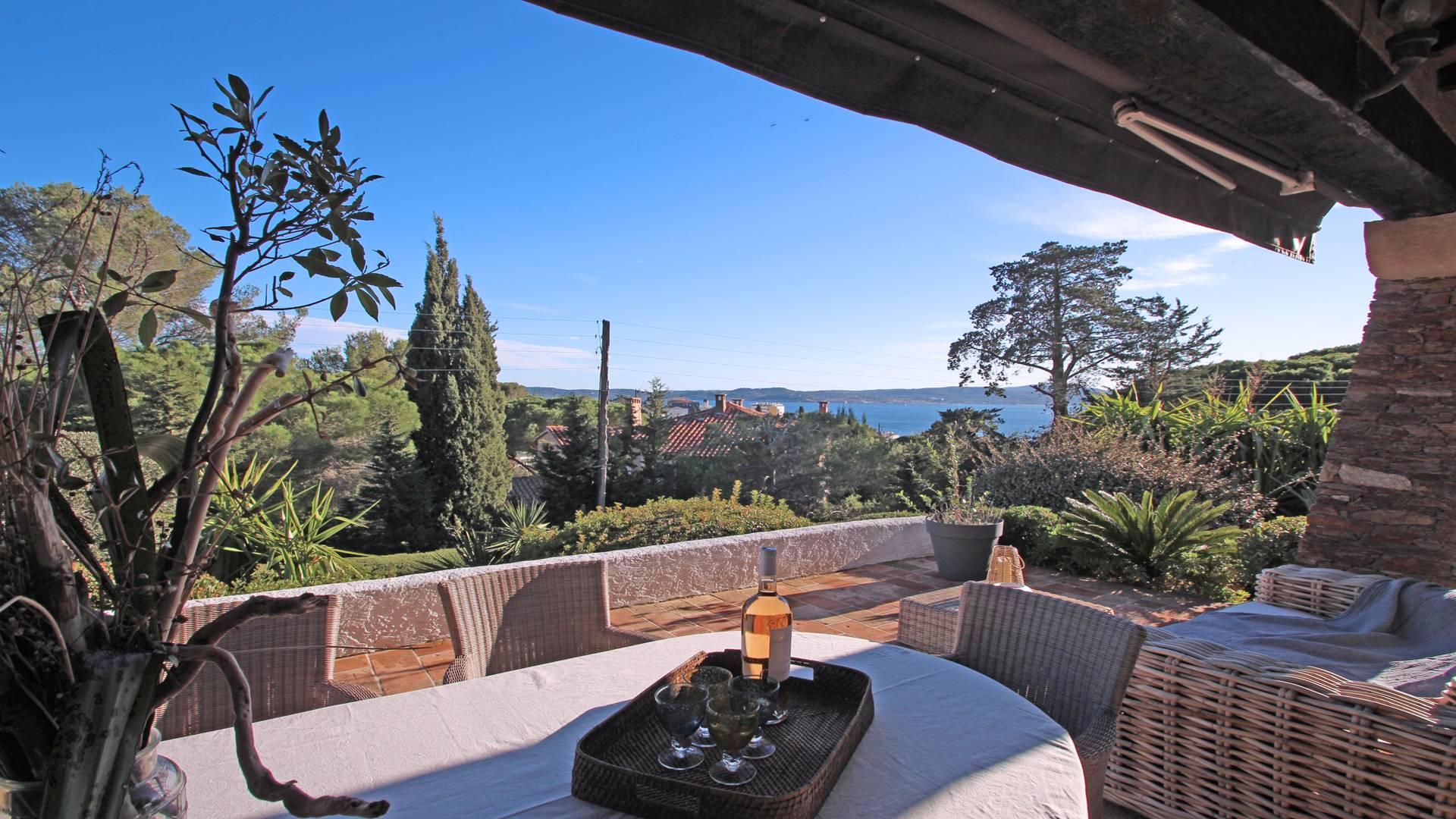 Villa Masorine Villa avec piscine STE MAXIME