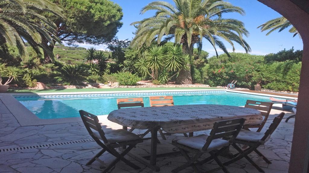 Le Florida Villa avec piscine STE MAXIME